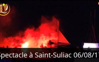 Saint-Suliac Autrefois, le spectacle