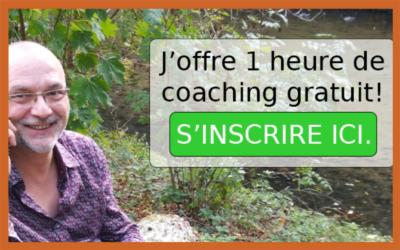 Heure de coaching gratuit